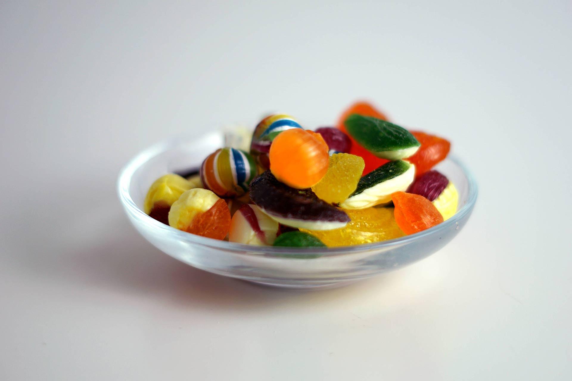 Fruchtmischung Zuckerfrei