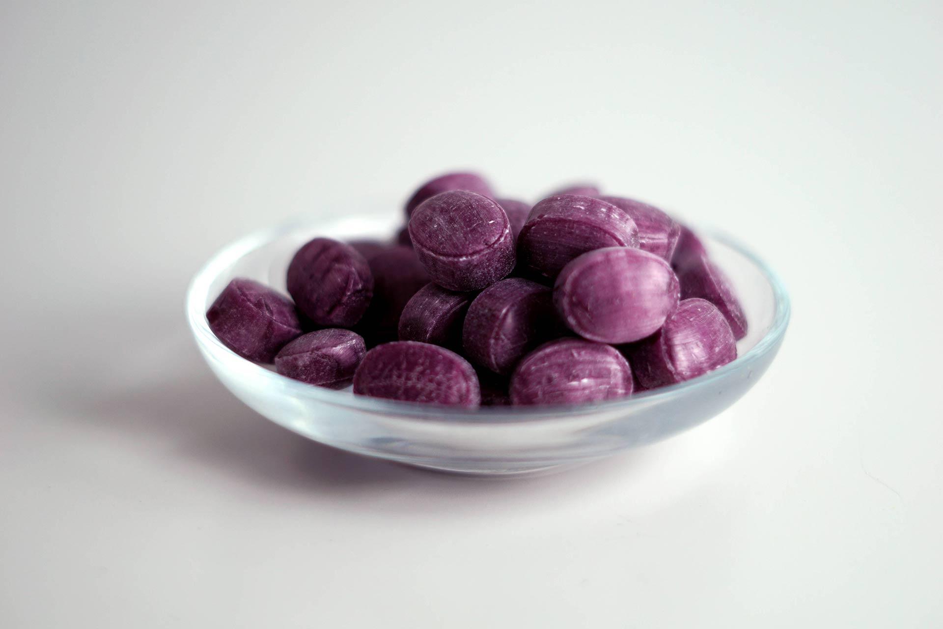Lavendel Zuckerfrei